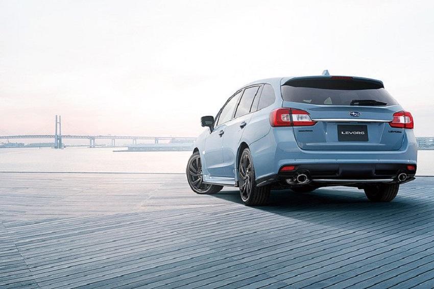 Subaru giới thiệu hai phiên bản mới của dòng Levorg tại thị trường Nhật Bản 28