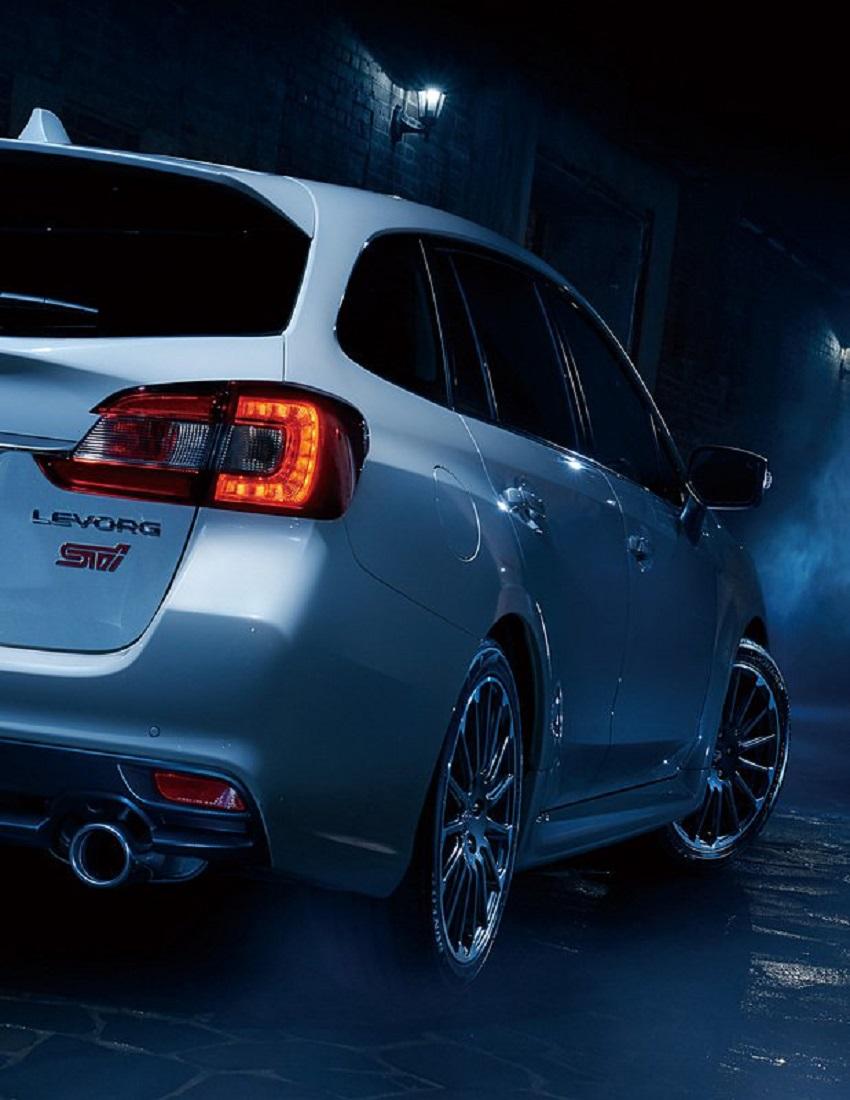 Subaru giới thiệu hai phiên bản mới của dòng Levorg tại thị trường Nhật Bản 4