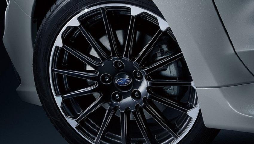 Subaru giới thiệu hai phiên bản mới của dòng Levorg tại thị trường Nhật Bản 5