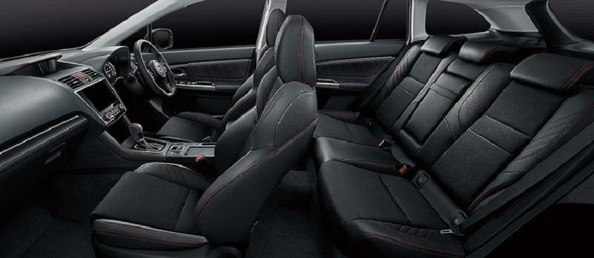Subaru giới thiệu hai phiên bản mới của dòng Levorg tại thị trường Nhật Bản 8
