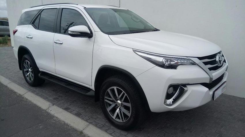 Toyota Fortuner lắp ráp trong nước giá rẻ hơn sắp ra mắt Việt Nam 2