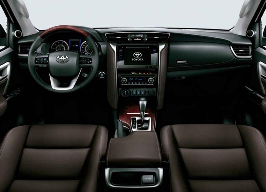 Toyota Fortuner lắp ráp trong nước giá rẻ hơn sắp ra mắt Việt Nam 3