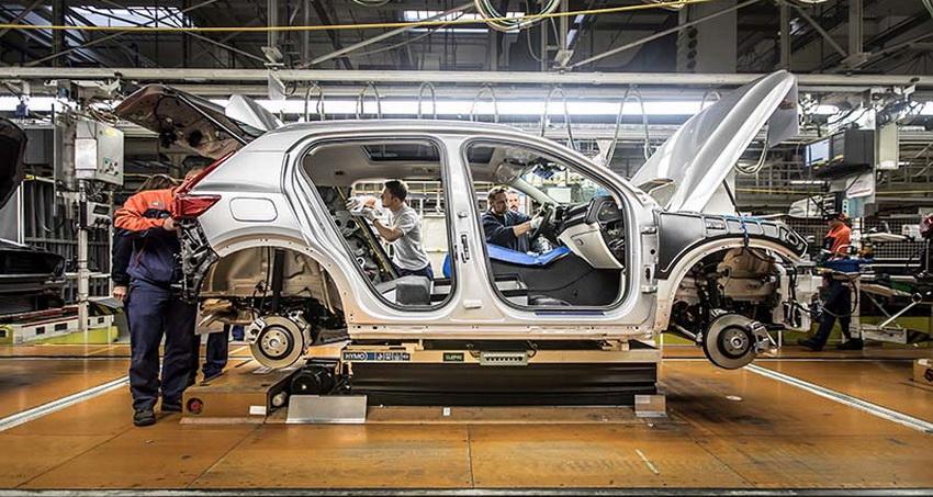 Mẫu xe SUV cỡ nhỏ Volvo XC40 2019 sẽ ra mắt tại Việt Nam vào ngày 31-5 1
