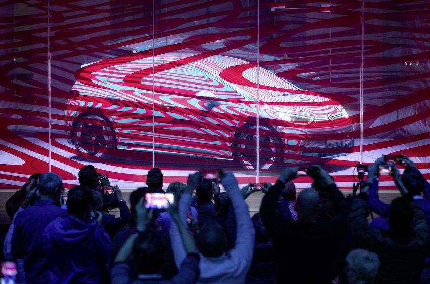 Xe điện ID.3 của Volkswagen bắt đầu nhận đơn đặt hàng của khách châu Âu 1