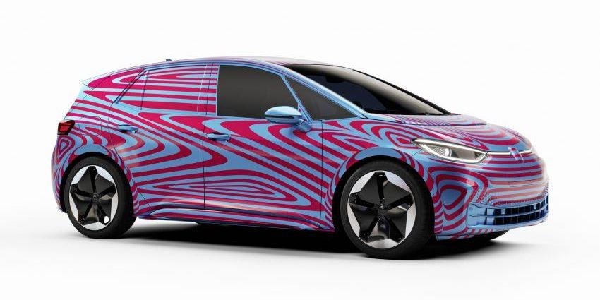 Xe điện ID.3 của Volkswagen bắt đầu nhận đơn đặt hàng của khách châu Âu 10