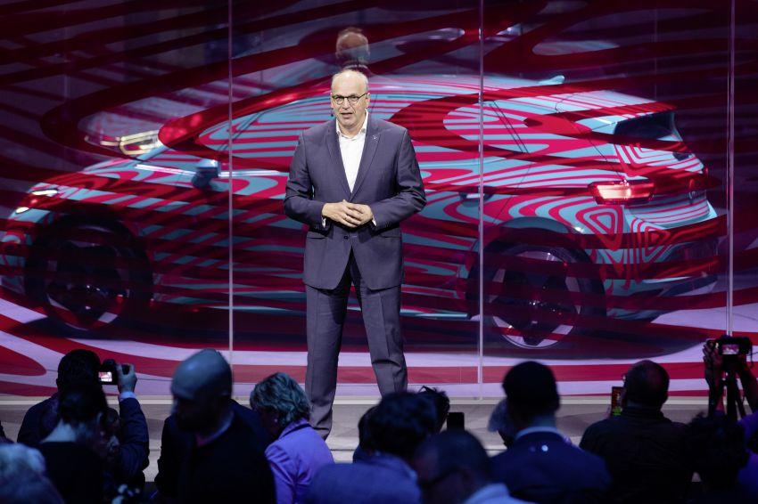 Xe điện ID.3 của Volkswagen bắt đầu nhận đơn đặt hàng của khách châu Âu 3
