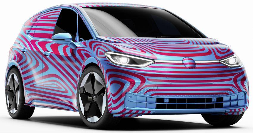 Xe điện ID.3 của Volkswagen bắt đầu nhận đơn đặt hàng của khách châu Âu 6