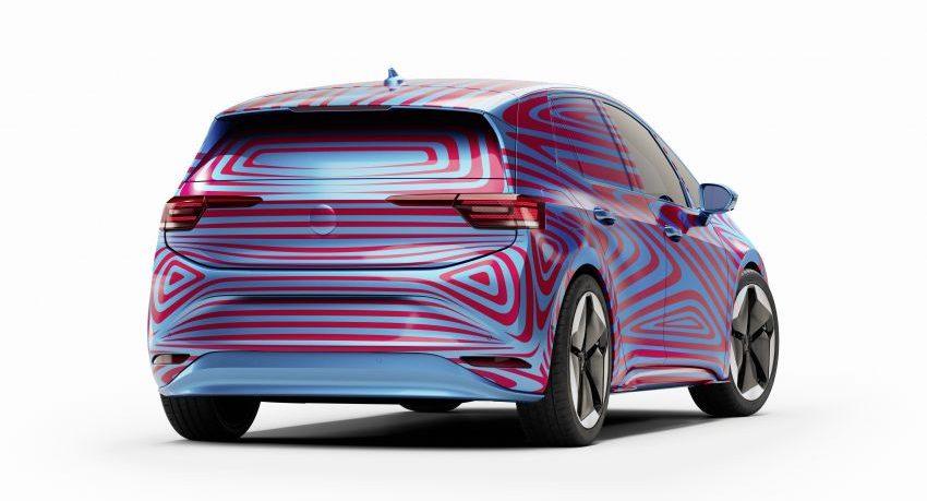 Xe điện ID.3 của Volkswagen bắt đầu nhận đơn đặt hàng của khách châu Âu 7