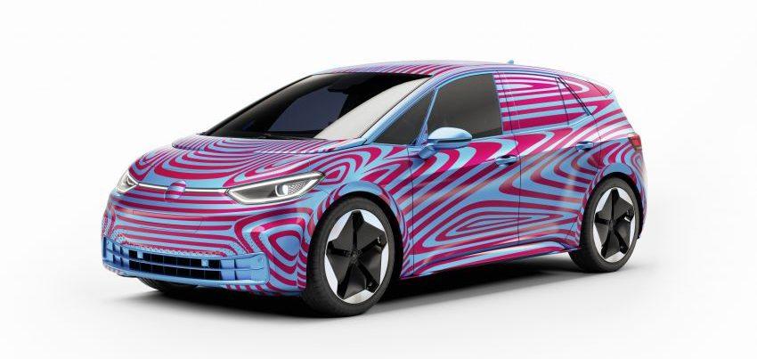 Xe điện ID.3 của Volkswagen bắt đầu nhận đơn đặt hàng của khách châu Âu 8