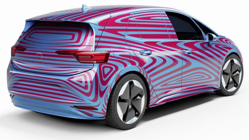 Xe điện ID.3 của Volkswagen bắt đầu nhận đơn đặt hàng của khách châu Âu 9