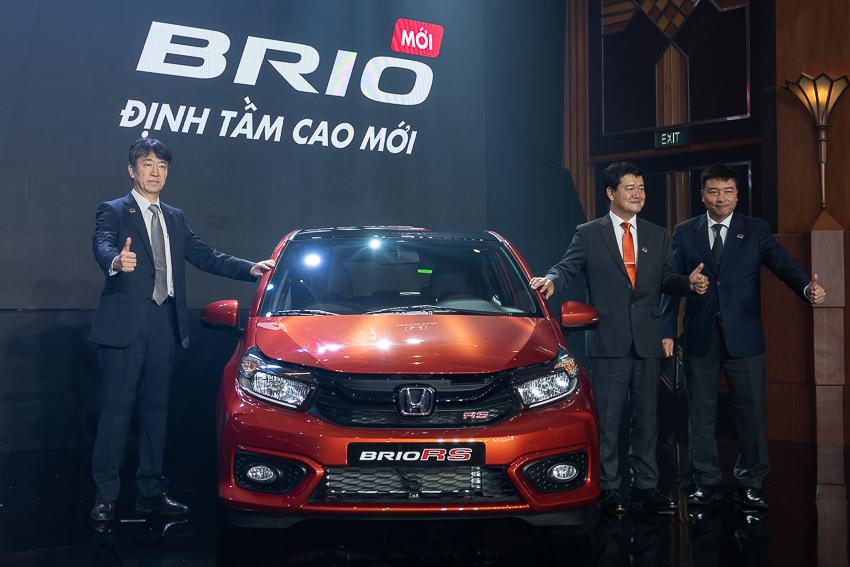 Honda Việt Nam chính thức ra mắt Honda Brio mới giá từ 418 triệu đồng - 11