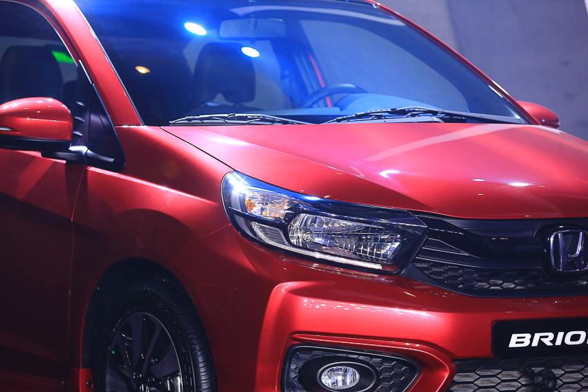 Honda Việt Nam chính thức ra mắt Honda Brio mới giá từ 418 triệu đồng - 33