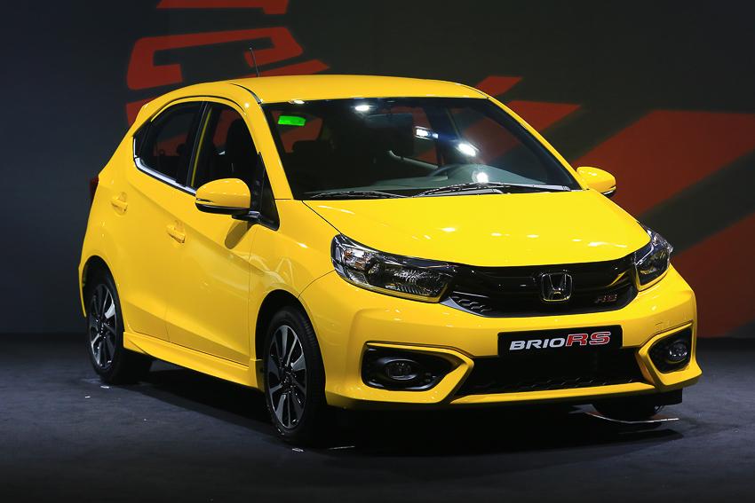 Honda Việt Nam chính thức ra mắt Honda Brio mới giá từ 418 triệu đồng - 34