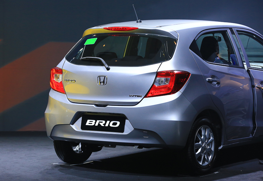 Honda Việt Nam chính thức ra mắt Honda Brio mới giá từ 418 triệu đồng - 35
