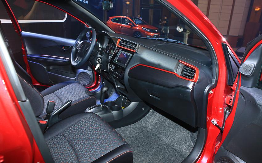 Honda Việt Nam chính thức ra mắt Honda Brio mới giá từ 418 triệu đồng - 43