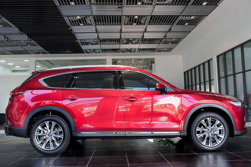 Mazda CX-8 mới ra mắt với 3 phiên bản - 10