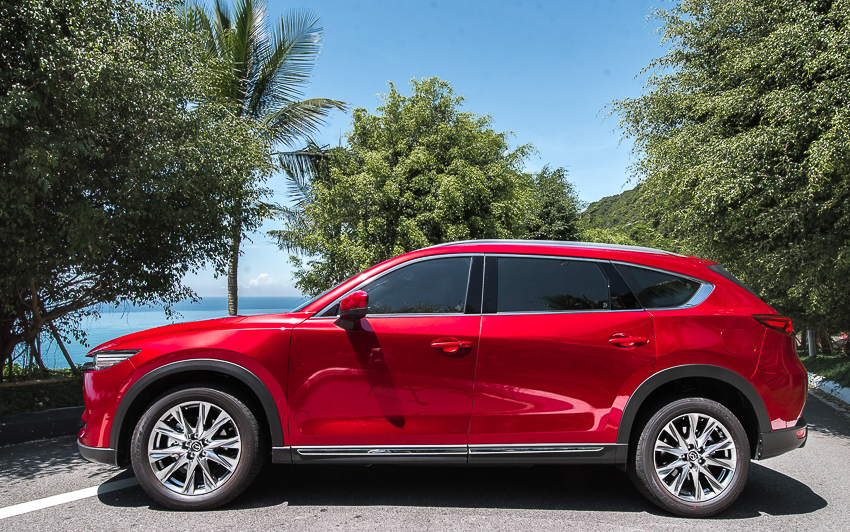 Mazda CX-8 mới ra mắt với 3 phiên bản - 20