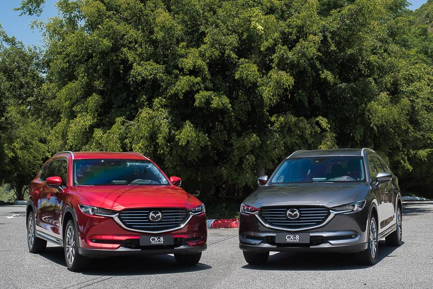 Mazda CX-8 mới ra mắt với 3 phiên bản - 24