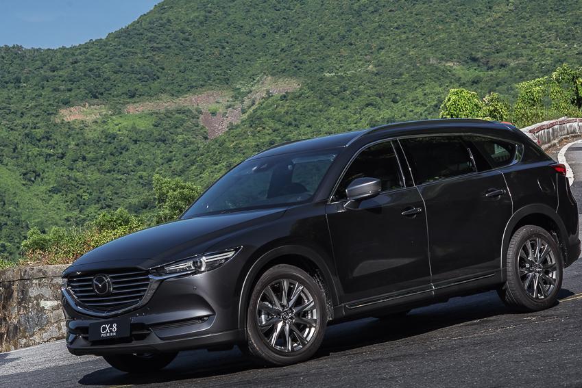 Mazda CX-8 mới ra mắt với 3 phiên bản - 26