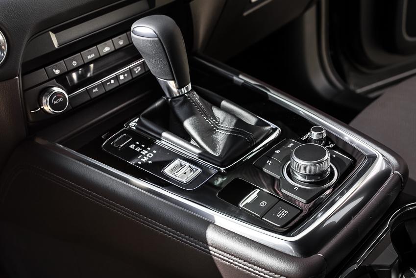 Mazda CX-8 mới ra mắt với 3 phiên bản - 3