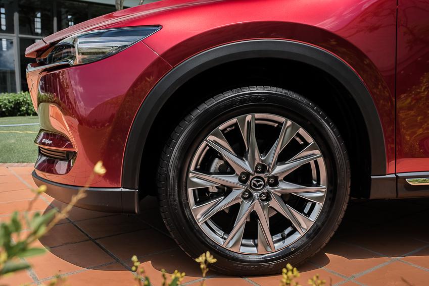 Mazda CX-8 mới ra mắt với 3 phiên bản - 6