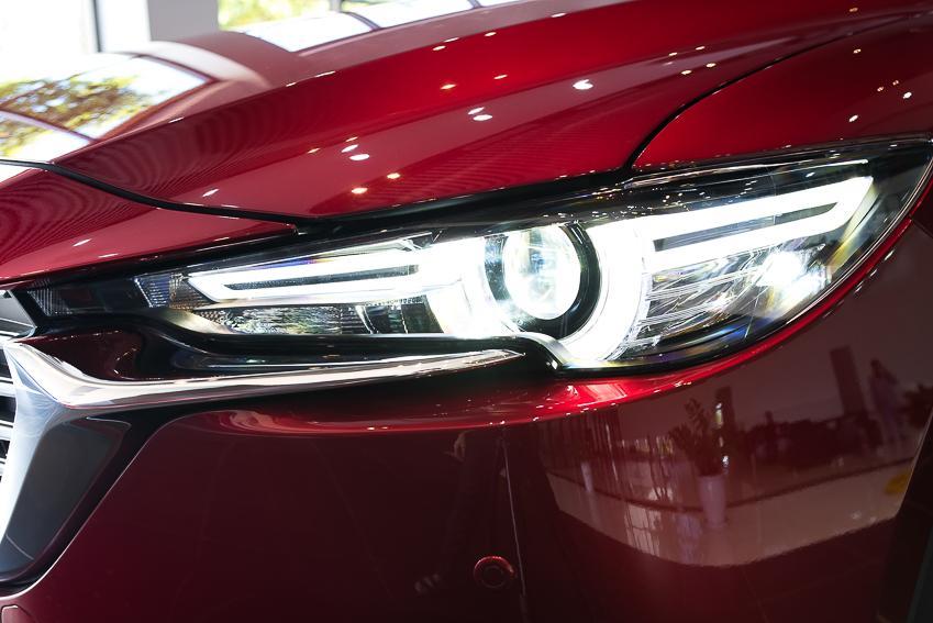 Mazda CX-8 mới ra mắt với 3 phiên bản - 7