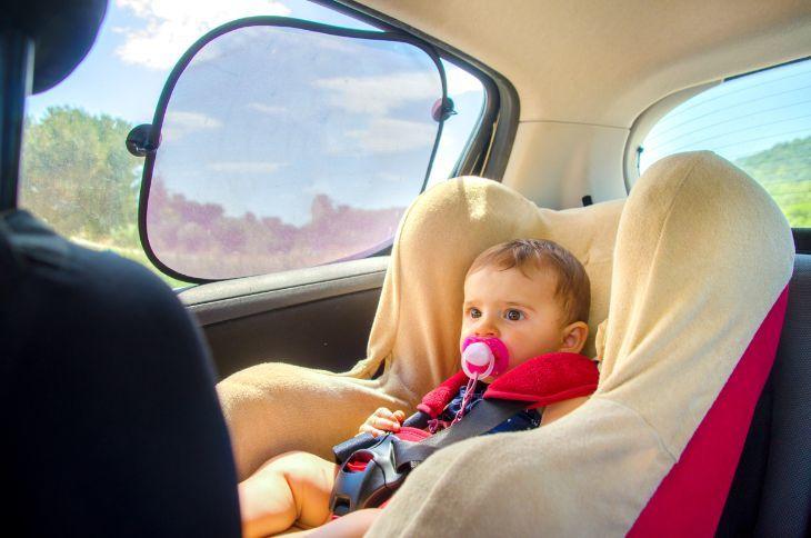 Trời nắng nóng ngồi trong xe ô tô có bị nhiễm tia UV hay không? - 3