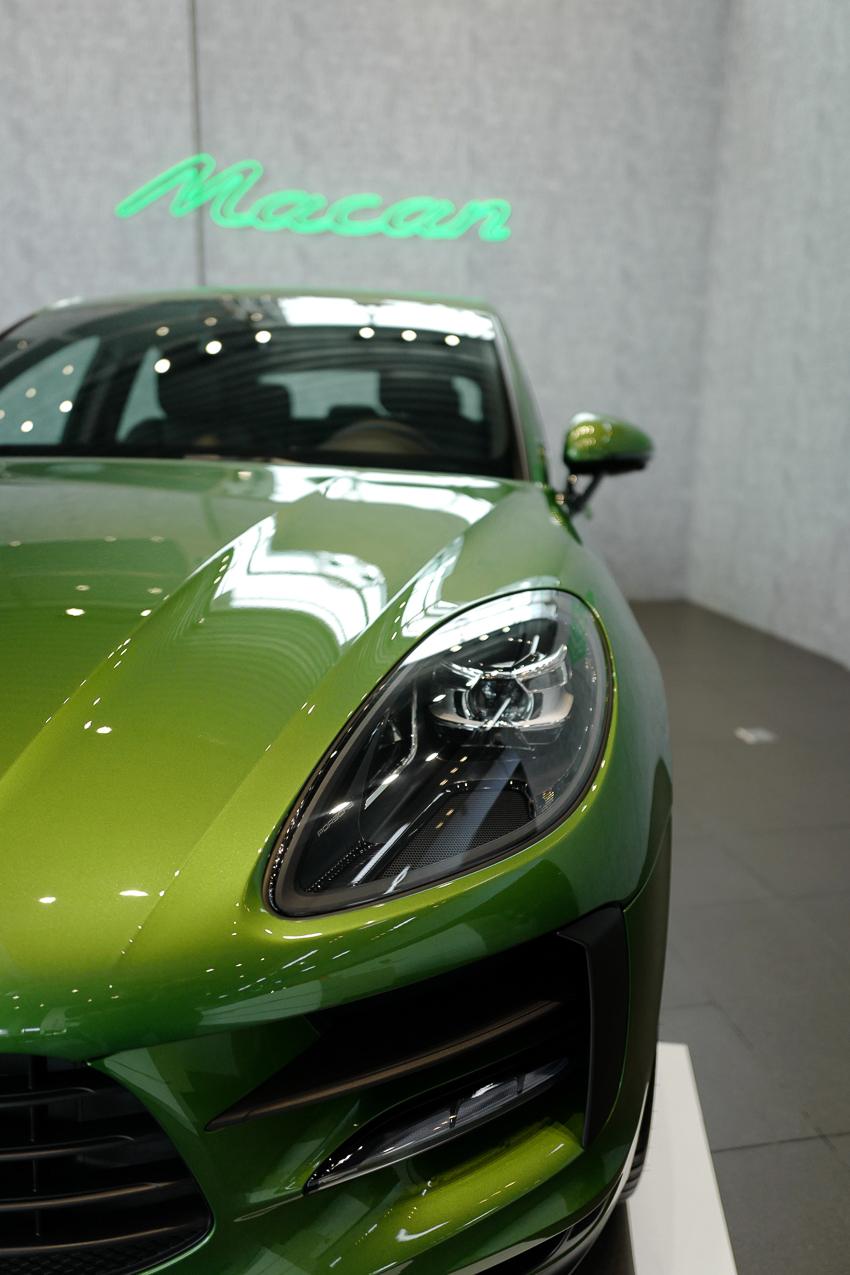 Khám phá Porsche DNA trên dòng xe Macan mới qua góc nhìn nhiếp ảnh - 10