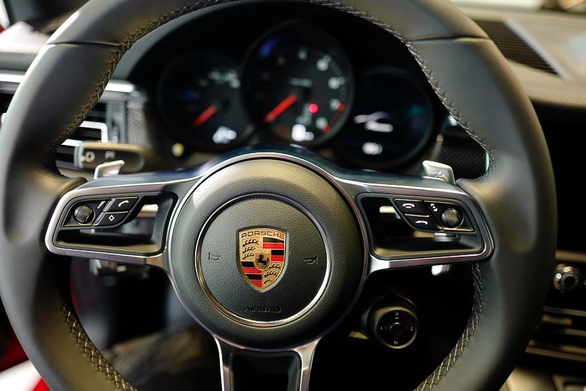Khám phá Porsche DNA trên dòng xe Macan mới qua góc nhìn nhiếp ảnh - 12
