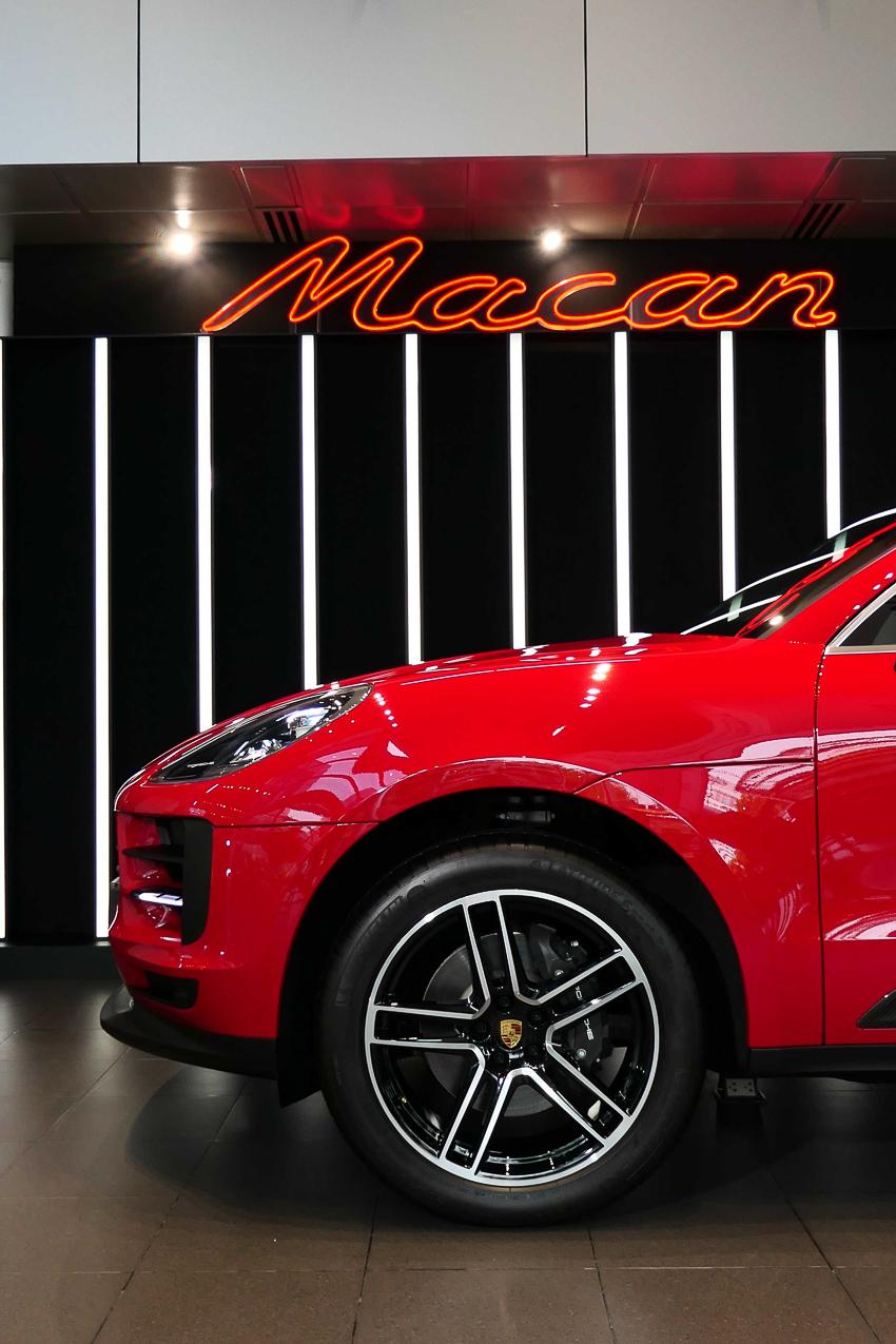 Khám phá Porsche DNA trên dòng xe Macan mới qua góc nhìn nhiếp ảnh - 17