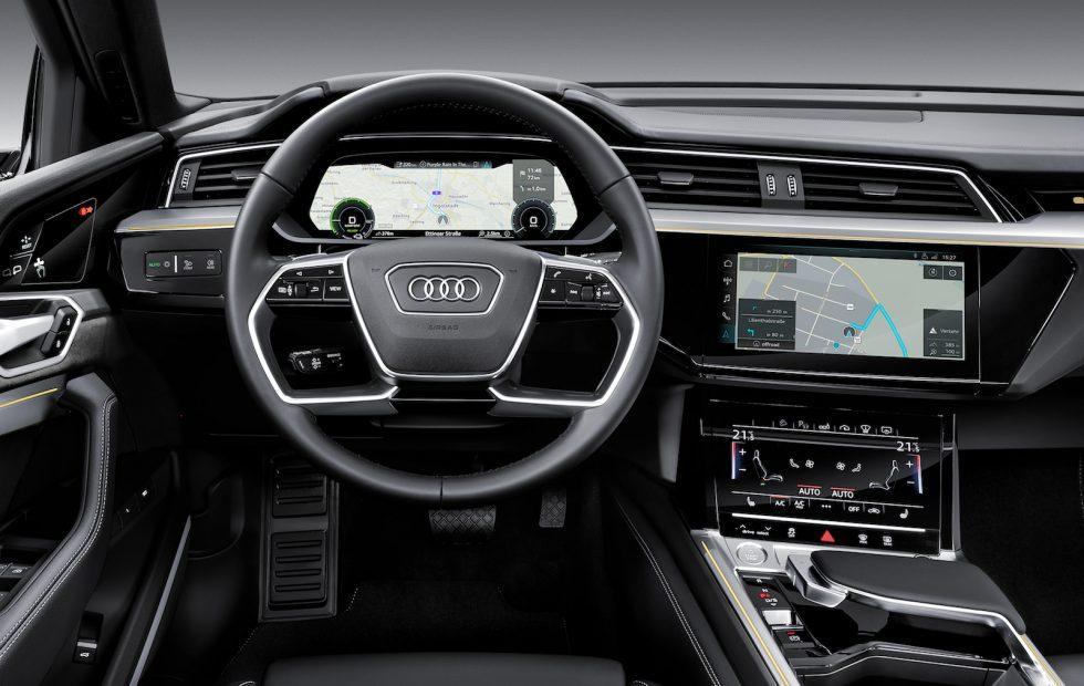 Xe điện Audi E-Tron bất ngờ xuất hiện tại Việt Nam 5