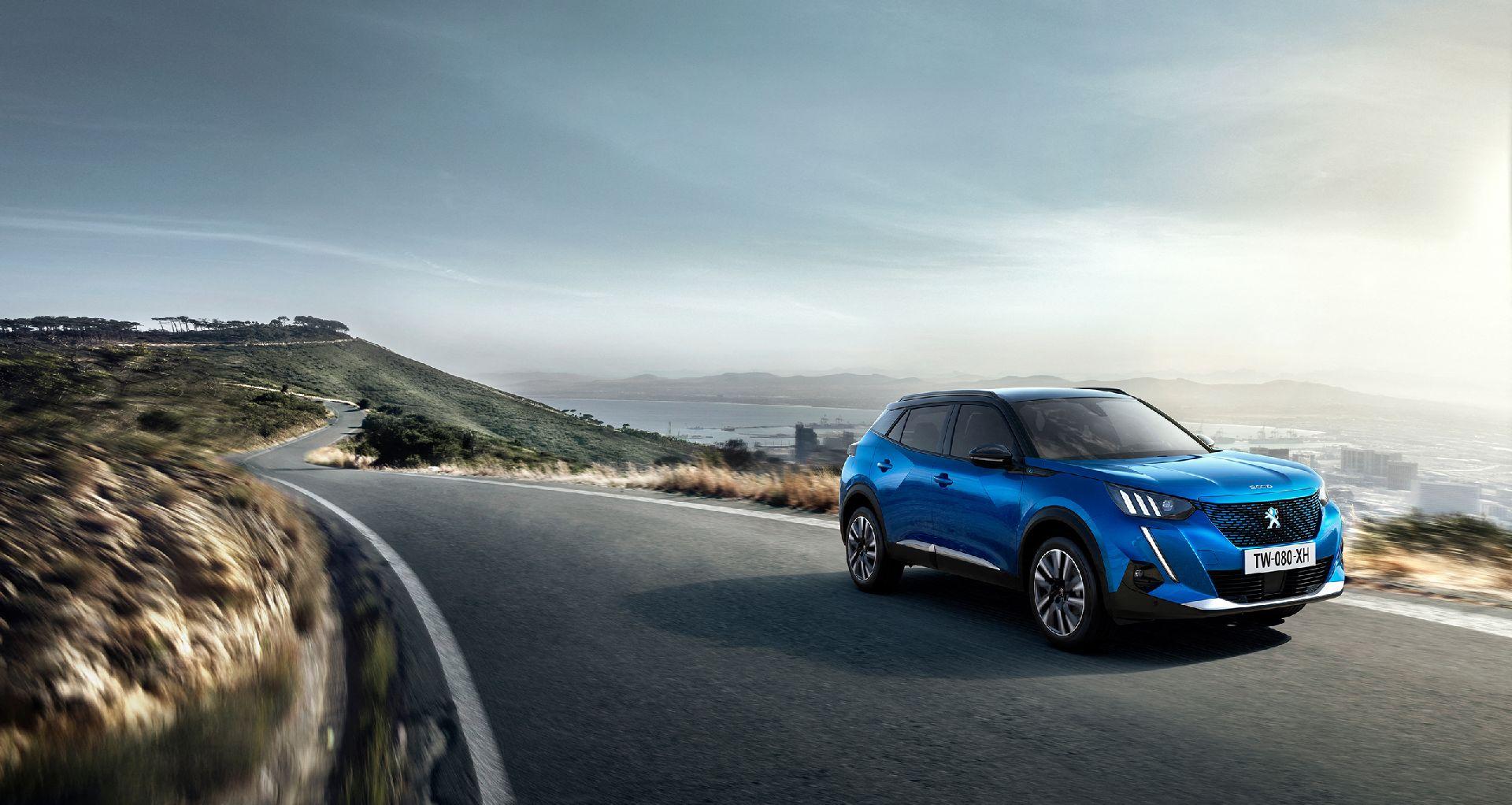 Peugeot giới thiệu thế hệ mới 2008 có thêm phiên bản chạy hoàn toàn bằng điện - 10