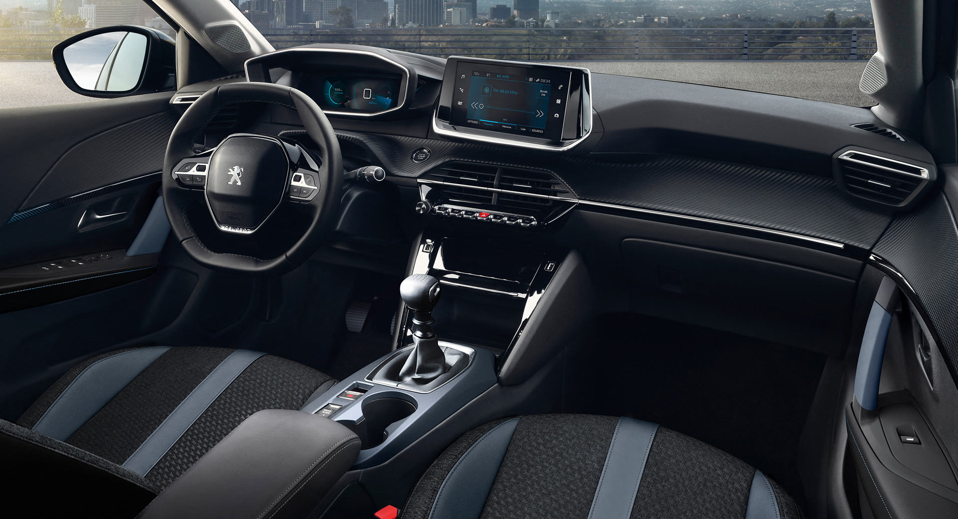 Peugeot giới thiệu thế hệ mới 2008 có thêm phiên bản chạy hoàn toàn bằng điện - 11