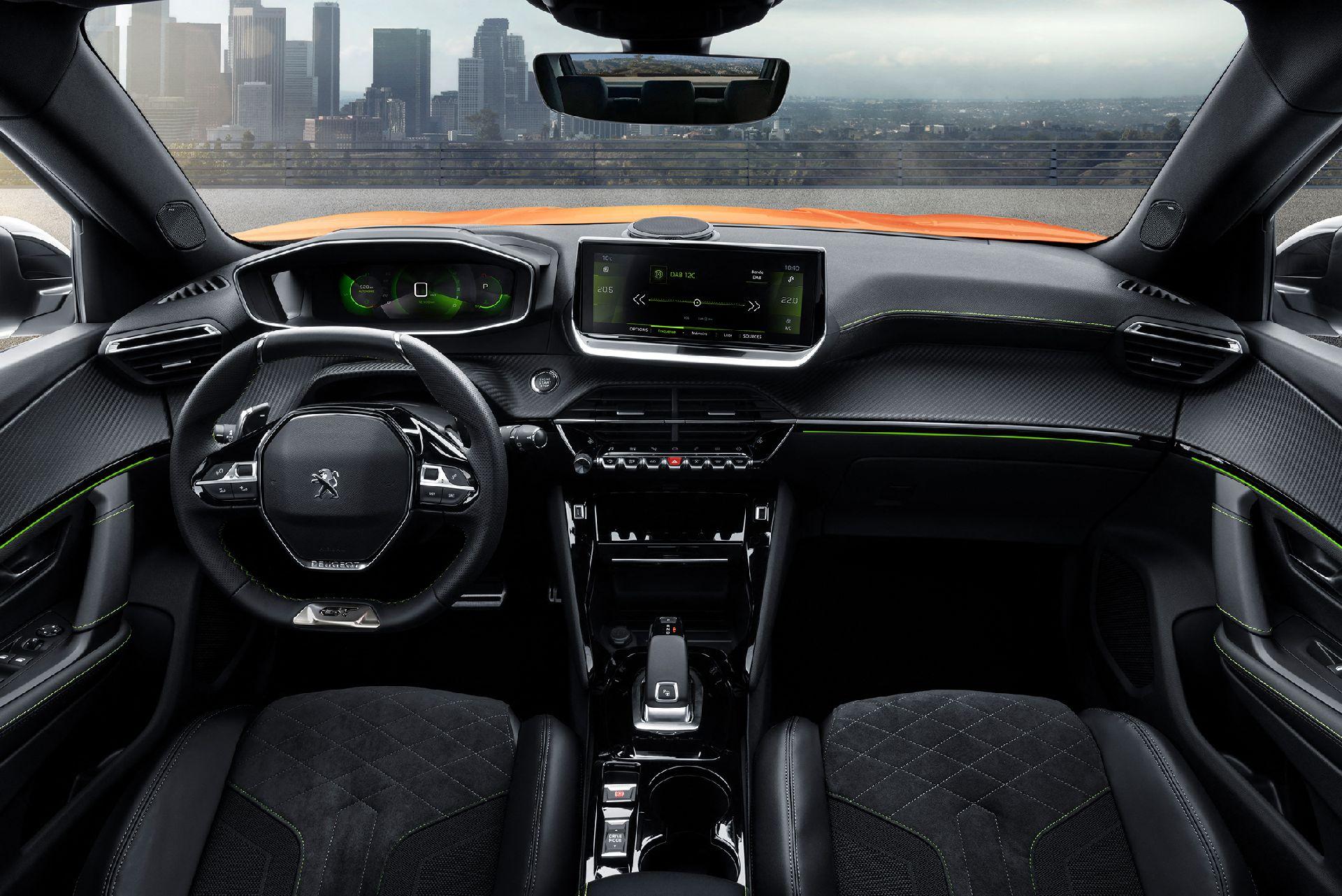 Peugeot giới thiệu thế hệ mới 2008 có thêm phiên bản chạy hoàn toàn bằng điện - 17