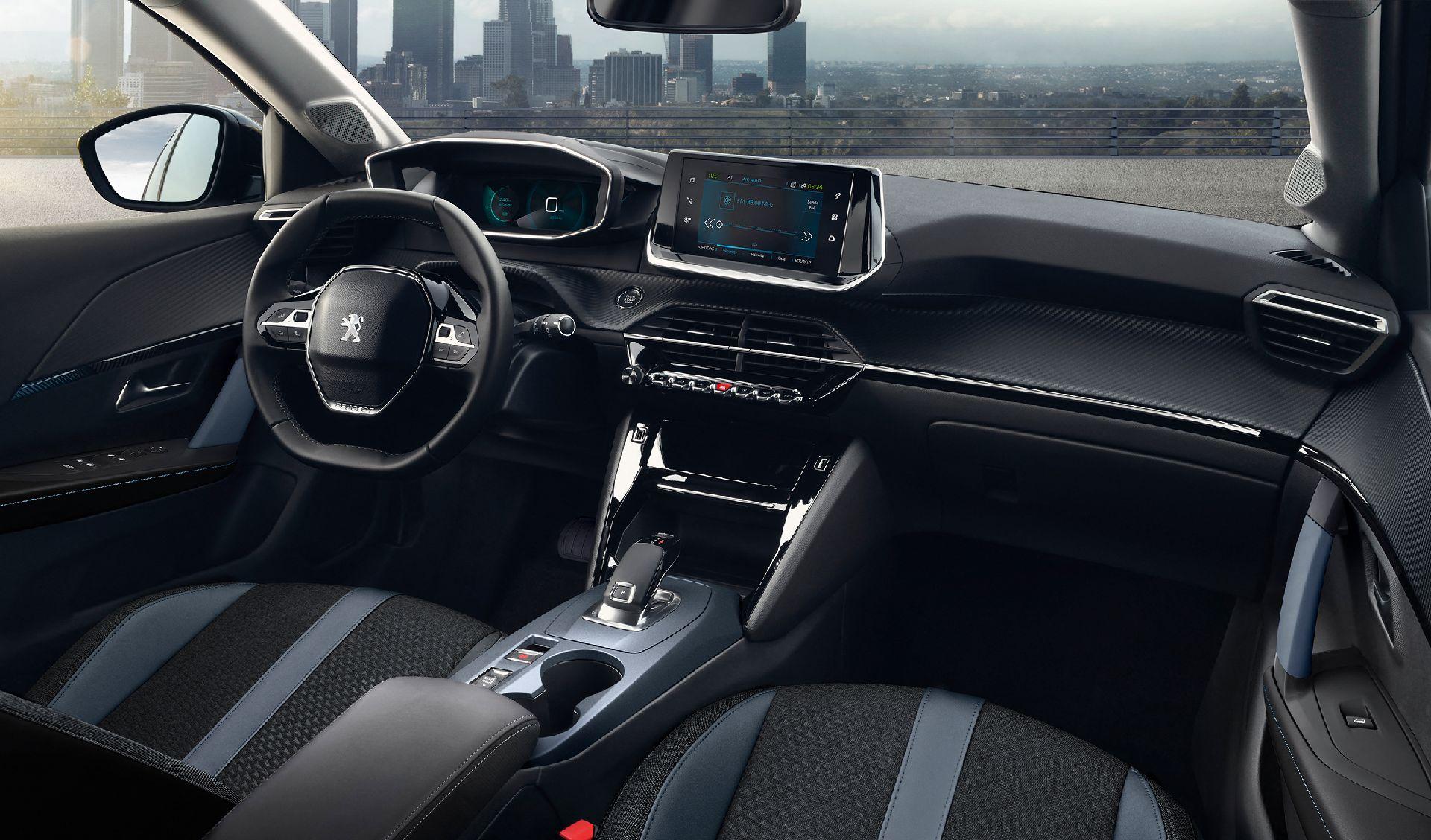 Peugeot giới thiệu thế hệ mới 2008 có thêm phiên bản chạy hoàn toàn bằng điện - 19