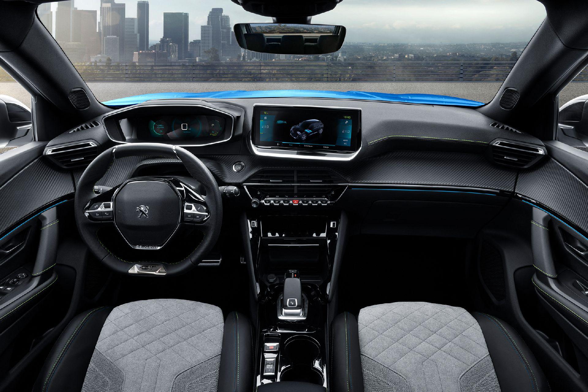 Peugeot giới thiệu thế hệ mới 2008 có thêm phiên bản chạy hoàn toàn bằng điện - 20