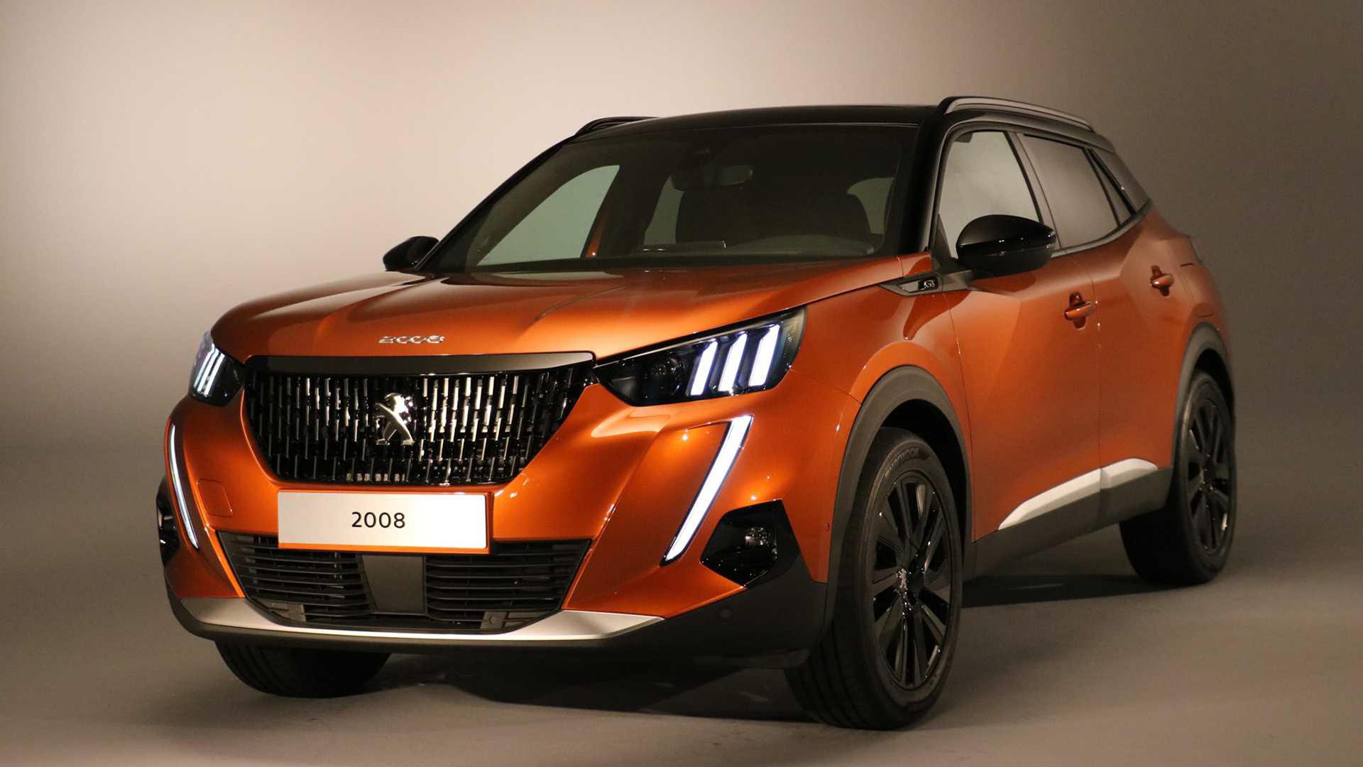 Peugeot giới thiệu thế hệ mới 2008 - 23