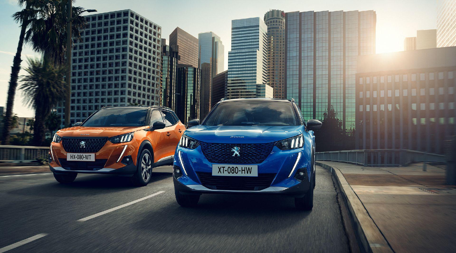 Peugeot giới thiệu thế hệ mới 2008 có thêm phiên bản chạy hoàn toàn bằng điện - 4