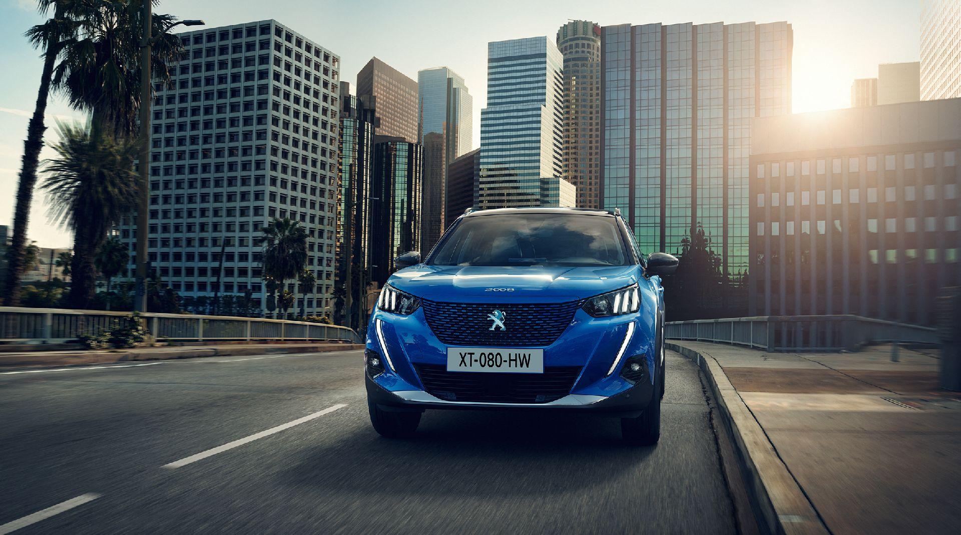 Peugeot giới thiệu thế hệ mới 2008 có thêm phiên bản chạy hoàn toàn bằng điện - 5