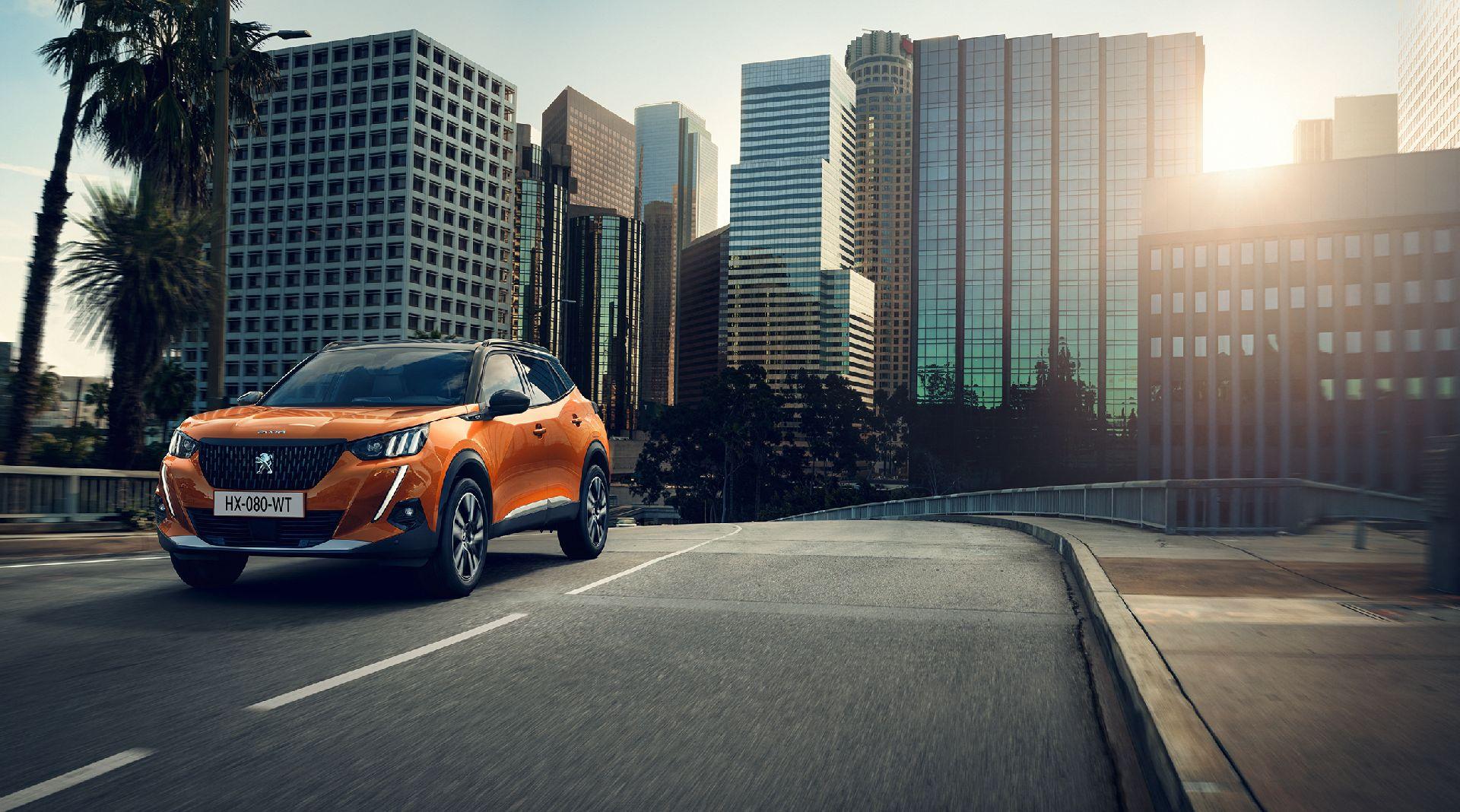 Peugeot giới thiệu thế hệ mới 2008 có thêm phiên bản chạy hoàn toàn bằng điện - 7