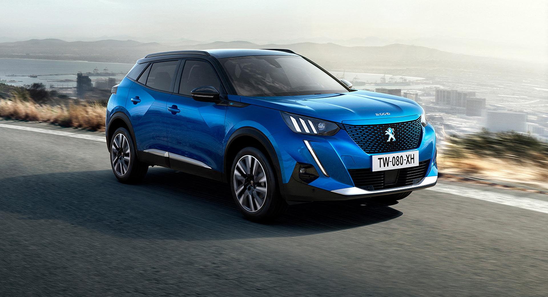 Peugeot giới thiệu thế hệ mới 2008 có thêm phiên bản chạy hoàn toàn bằng điện - 12