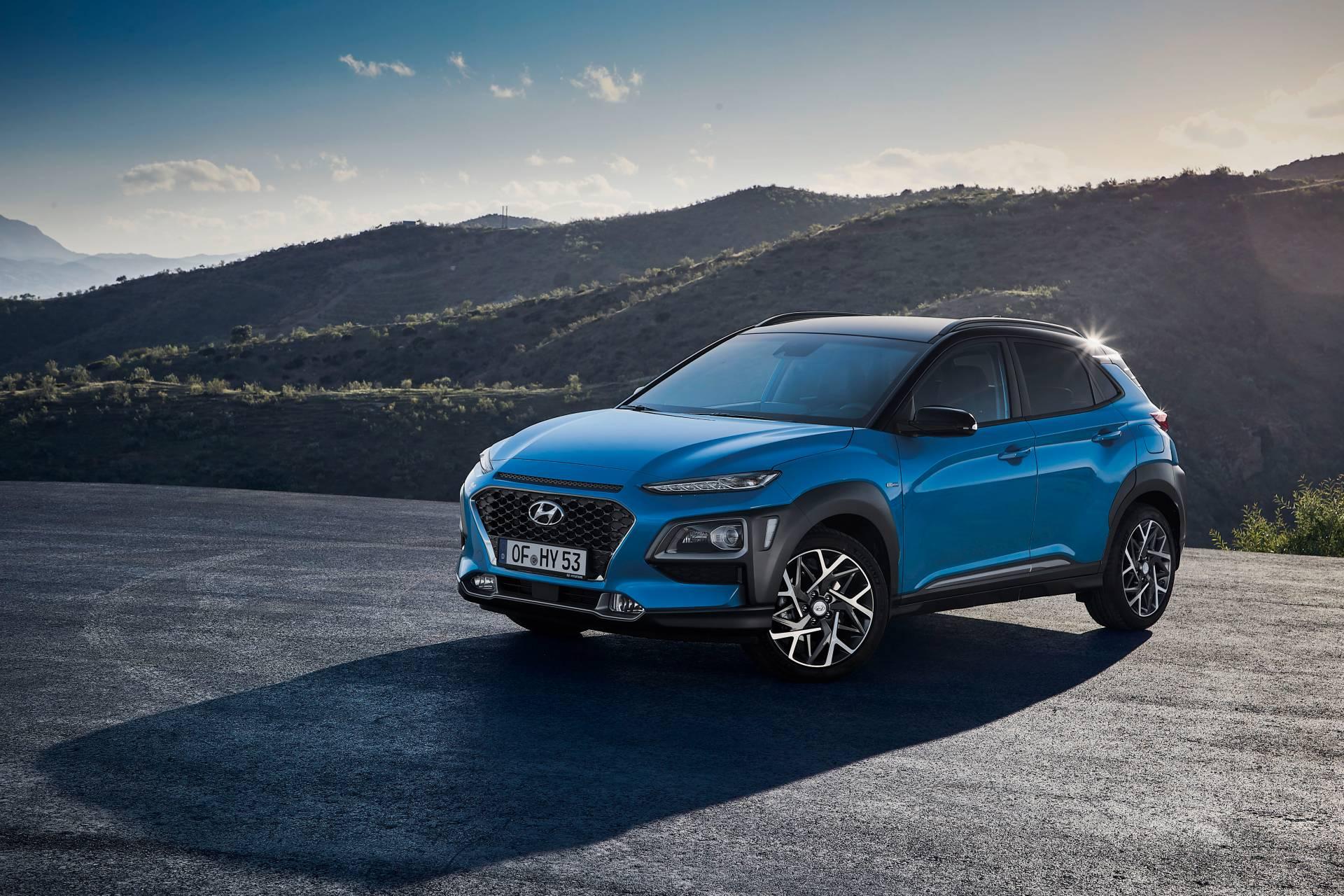Hyundai lộ diện Kona phiên bản Hybrid tại thị trường Châu Âu - 08