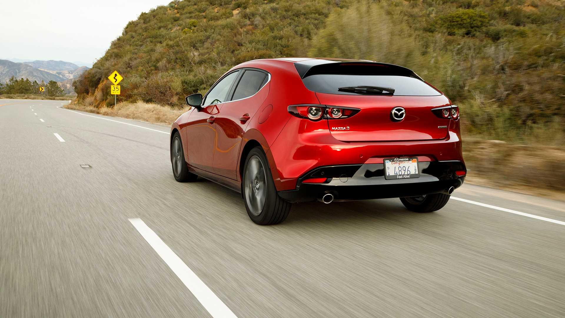 Mazda3 – sự lựa chọn lý tưởng cho dòng hatchback cỡ nhỏ - 05