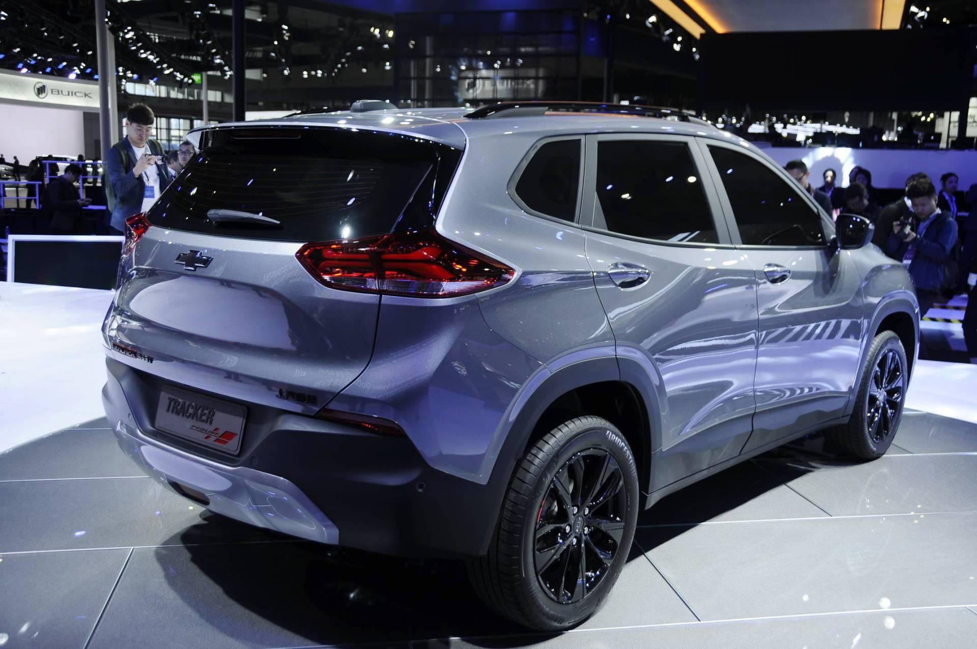 """Chevrolet Tracker ra mắt tại Trung Quốc """"chốt giá"""" giá từ 337 triệu đồng - 2"""