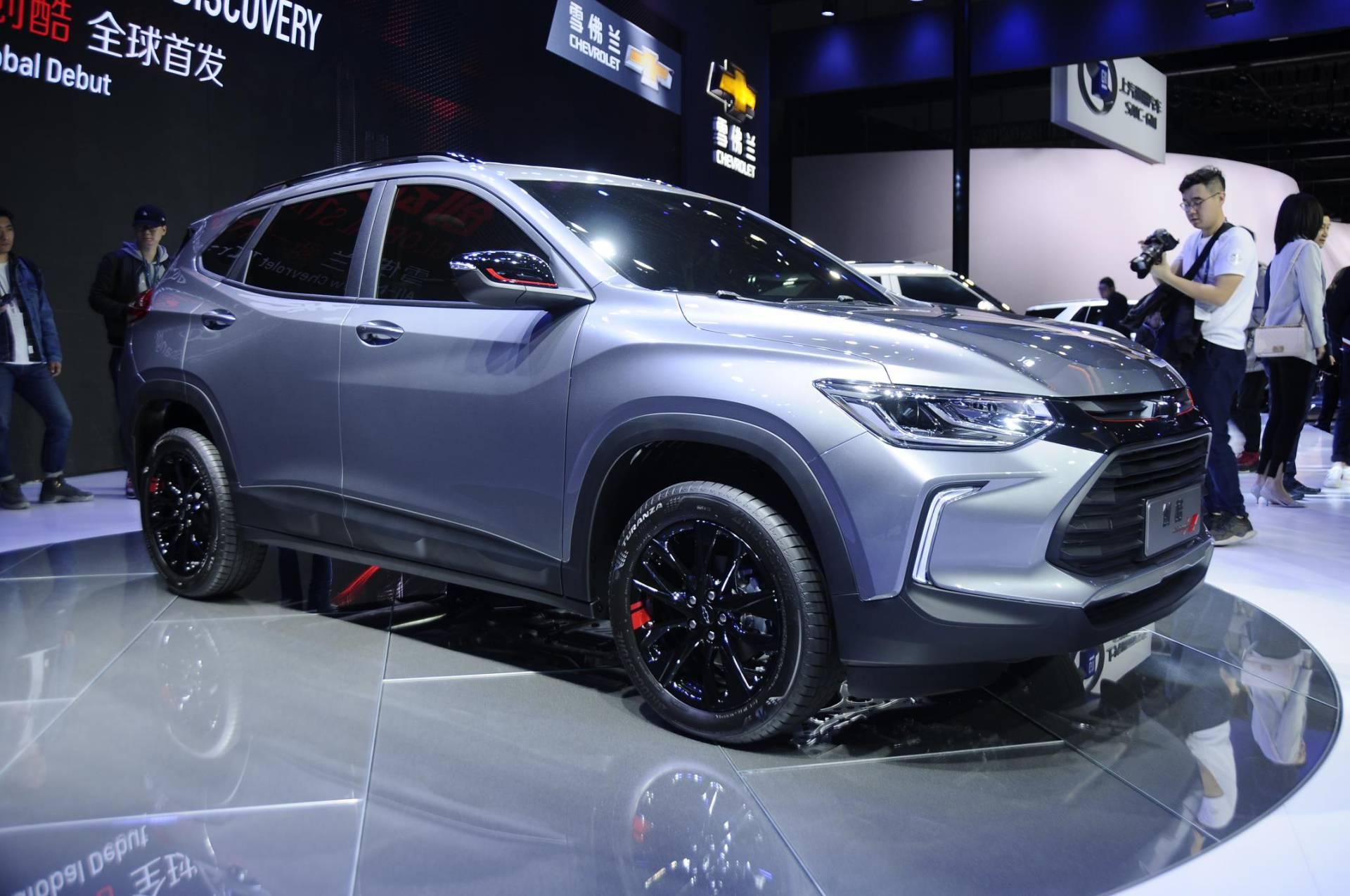 """Chevrolet Tracker ra mắt tại Trung Quốc """"chốt giá"""" giá từ 337 triệu đồng - 6"""