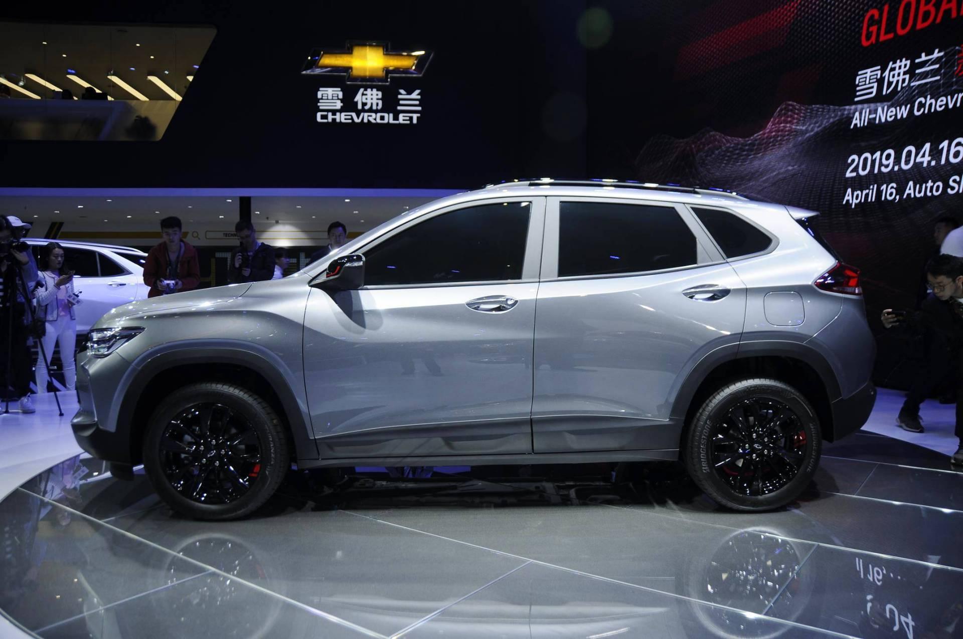 """Chevrolet Tracker ra mắt tại Trung Quốc """"chốt giá"""" giá từ 337 triệu đồng - 9"""