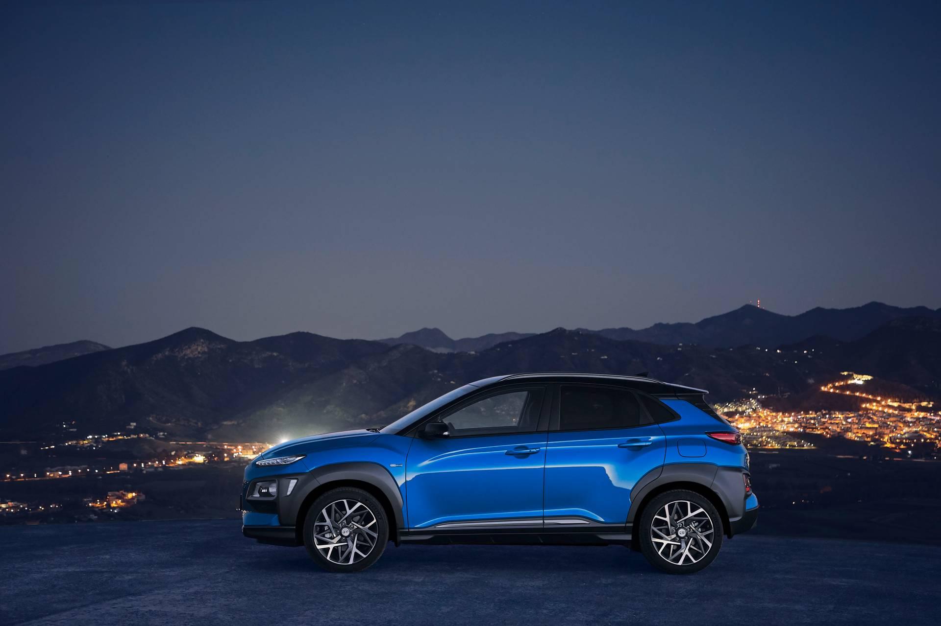 Hyundai lộ diện Kona phiên bản Hybrid tại thị trường Châu Âu - 11