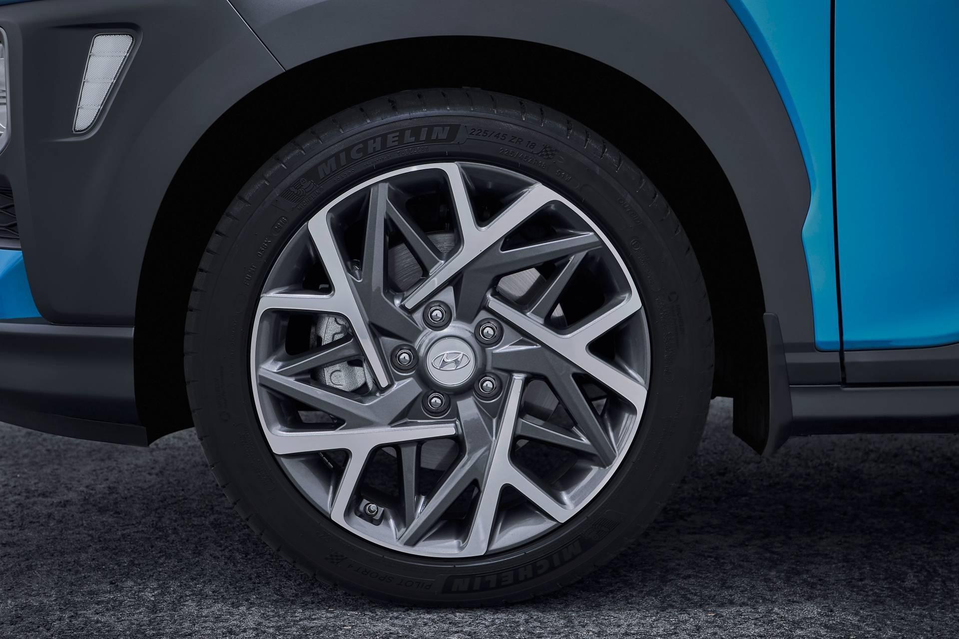 Hyundai lộ diện Kona phiên bản Hybrid tại thị trường Châu Âu - 12