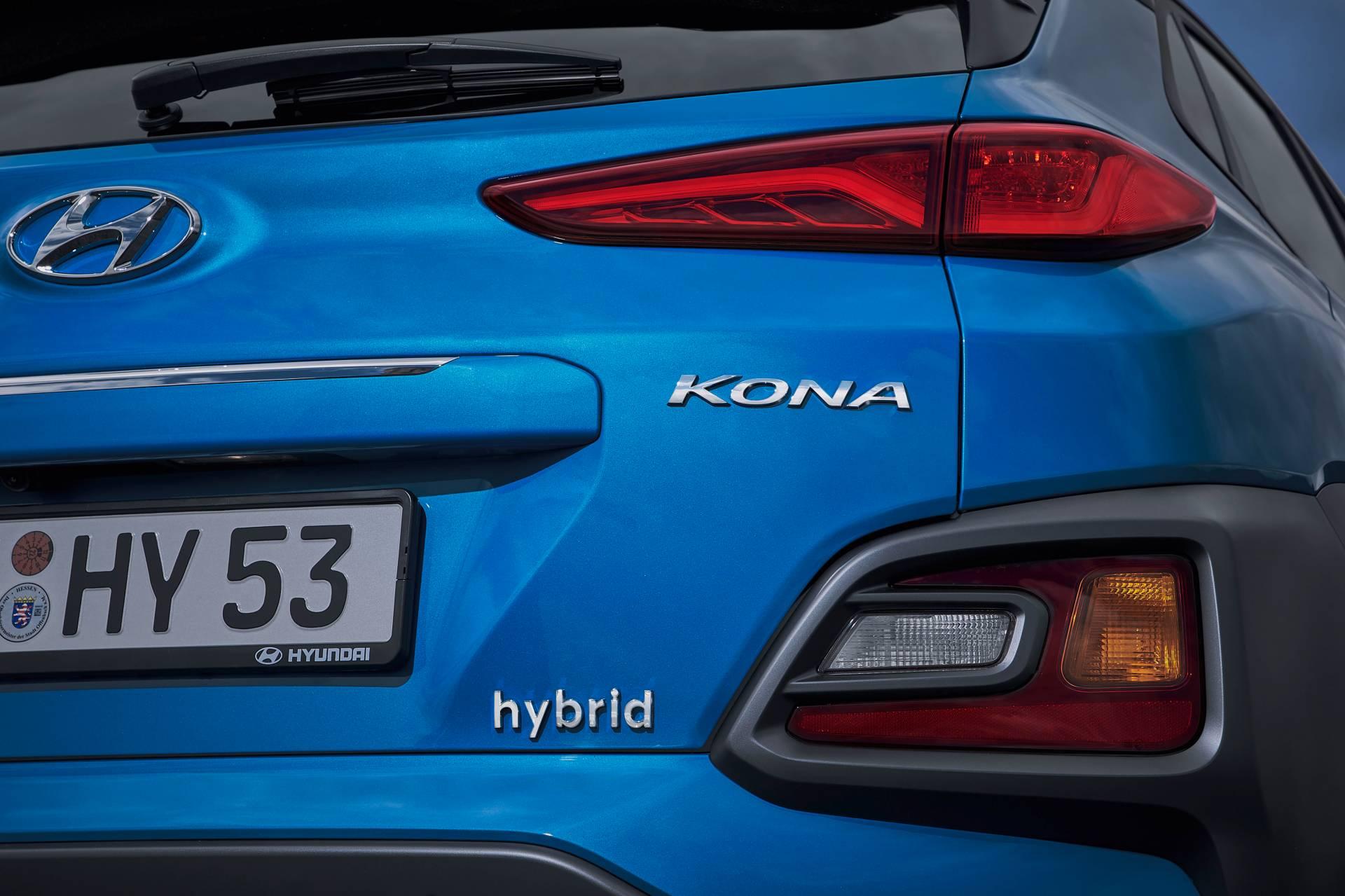 Hyundai lộ diện Kona phiên bản Hybrid tại thị trường Châu Âu - 13