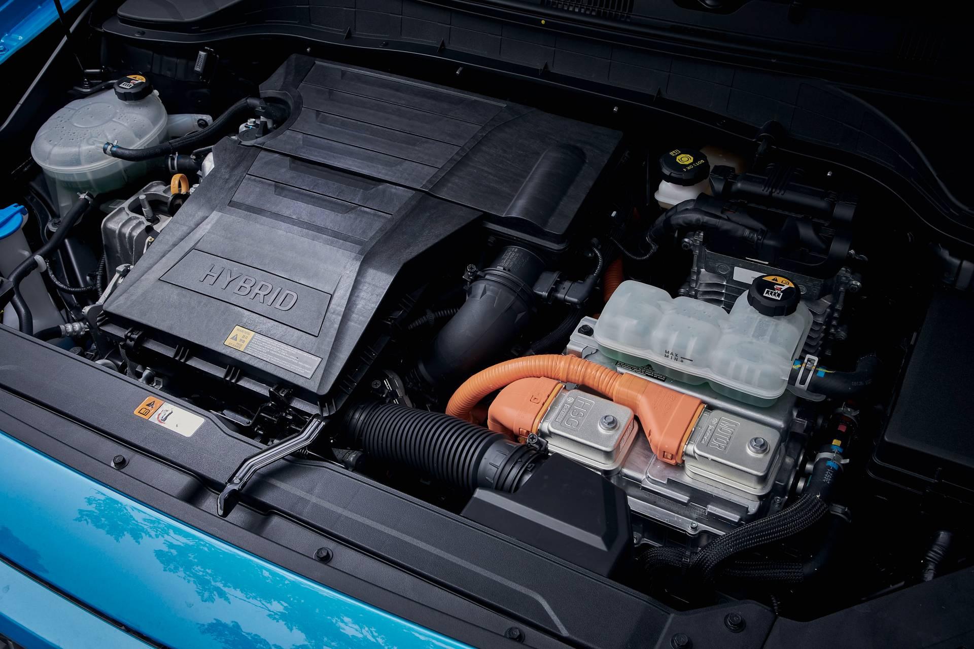 Hyundai lộ diện Kona phiên bản Hybrid tại thị trường Châu Âu - 14
